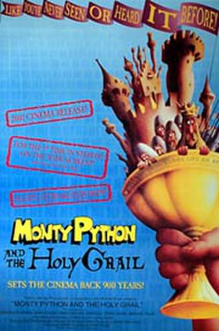 Monty Python and the Holy Grail Photos + Posters