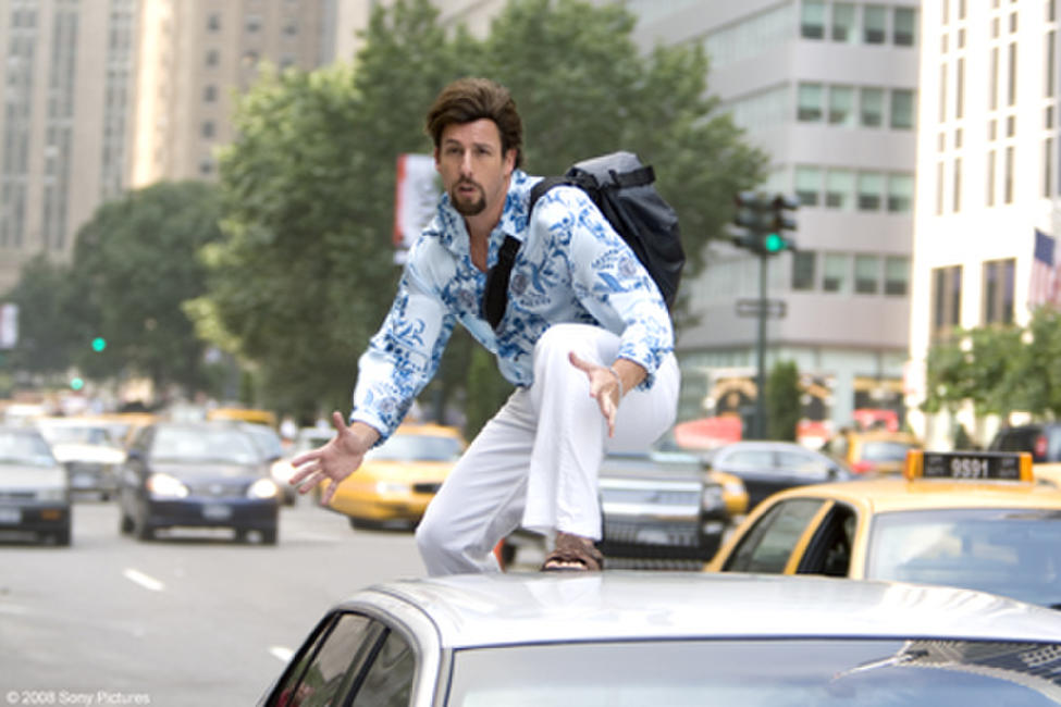 You Don't Mess With the Zohan Photos + Posters