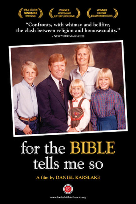 For the Bible Tells Me So Photos + Posters