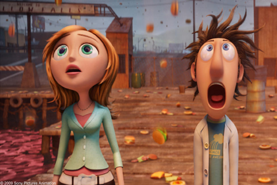 Cloudy With a Chance of Meatballs: An IMAX Experience Photos + Posters