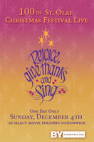 St. Olaf Christmas Festival LIVE