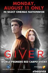 THE GIVER: World Premiere Red Carpet Event (Live)  showtimes and tickets