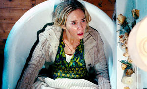 Watch Exclusive 'A Quiet Place' Clip: Bathtub