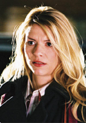 "Claire Danes in ""The Flock."""