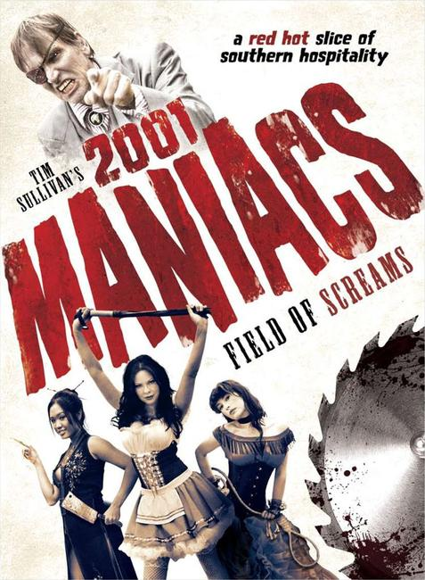 2001 Maniacs: Field of Screams Photos + Posters