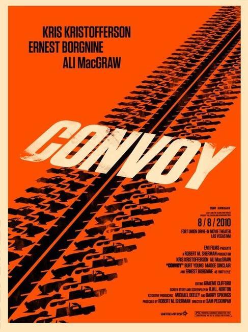 Convoy/Midnight Run Photos + Posters