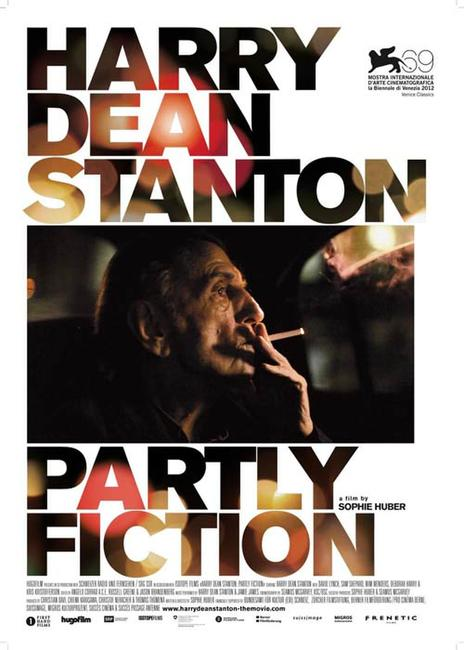 Harry Dean Stanton: Partly Fiction Photos + Posters