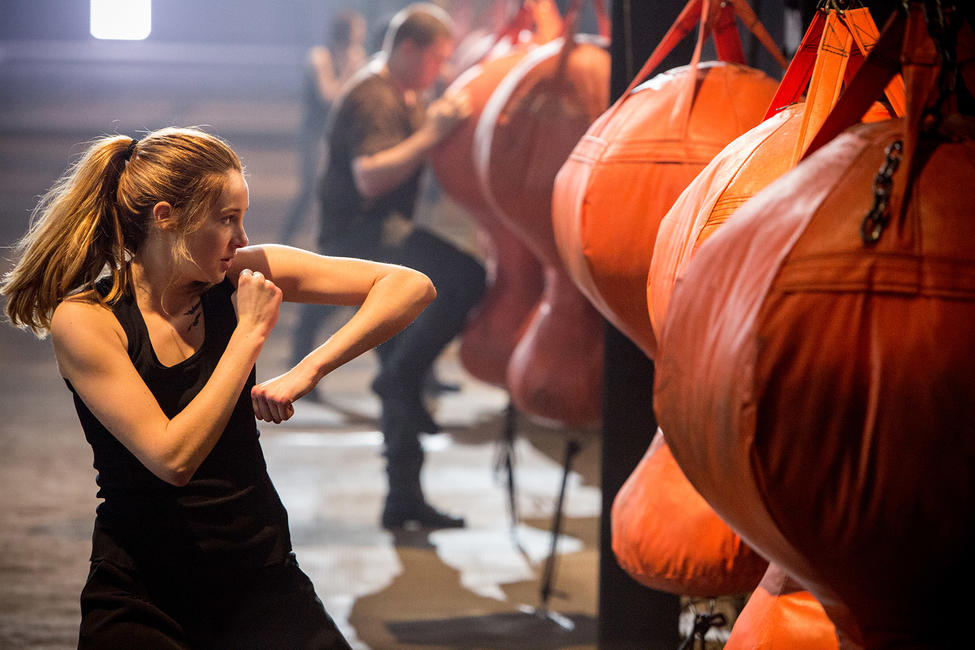 Divergent: The IMAX Experience Photos + Posters