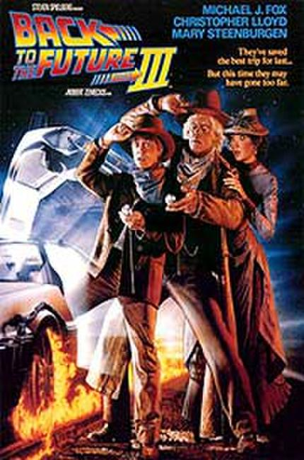 Back to the Future Part III Photos + Posters
