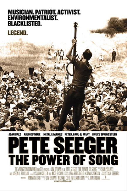 Pete Seeger: The Power of Song Photos + Posters