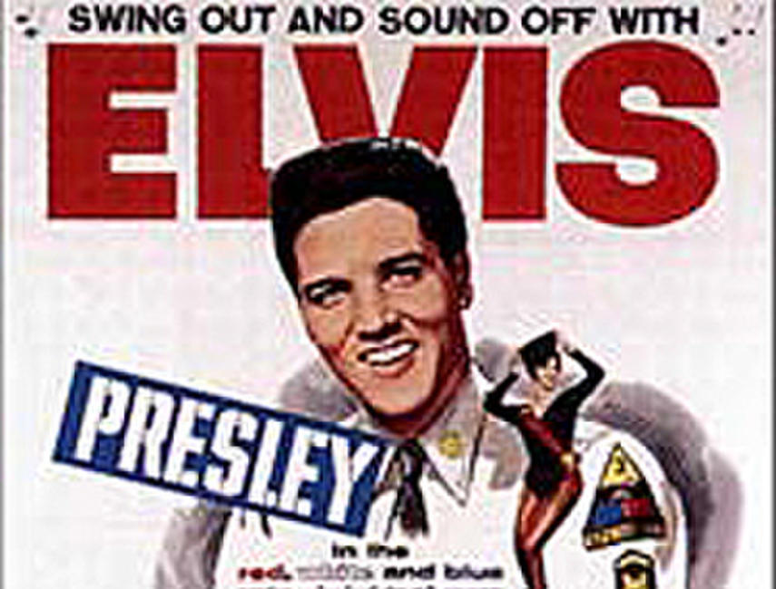 G.I. Blues / Elvis & June: A Love Story Photos + Posters