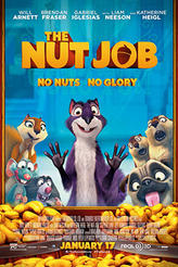 The Nut Job (2014) showtimes and tickets