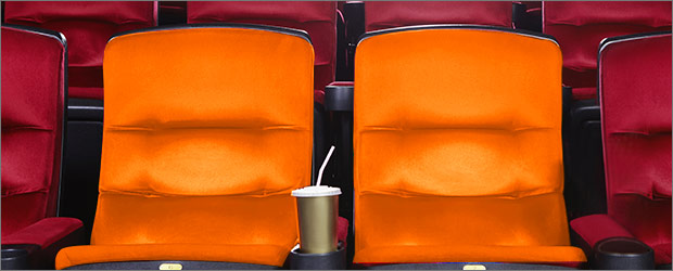 Reserved Seating at the Movies