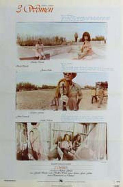 3 Women / Leo, The Last Photos + Posters
