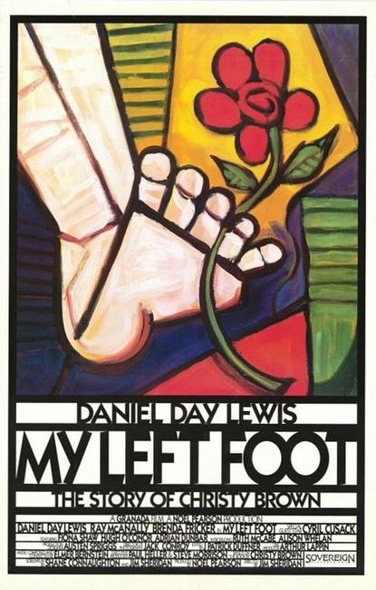 My Left Foot: The Story of Christy Brown / In the Name of the Father Photos + Posters