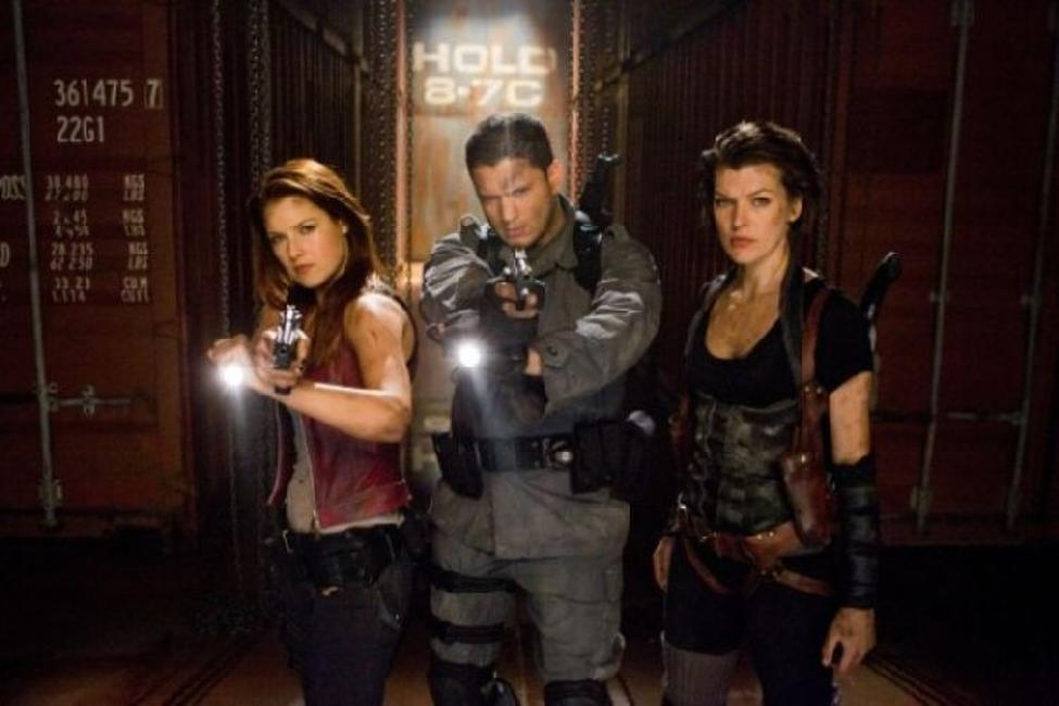 Resident Evil: Afterlife 3D Photos + Posters