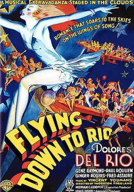 Art Deco Lecture / Flying Down to Rio Photos + Posters