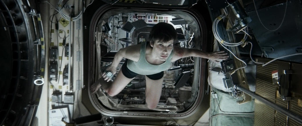 Gravity: An IMAX 3D Experience Photos + Posters