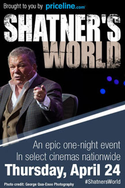Shatner's World Photos + Posters