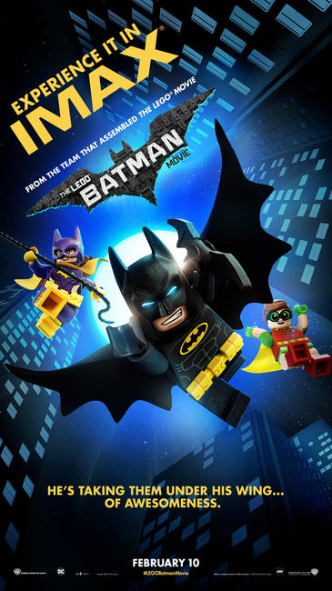 The Lego Batman Movie: An IMAX 3D Experience (2017) Movie Photos and ...