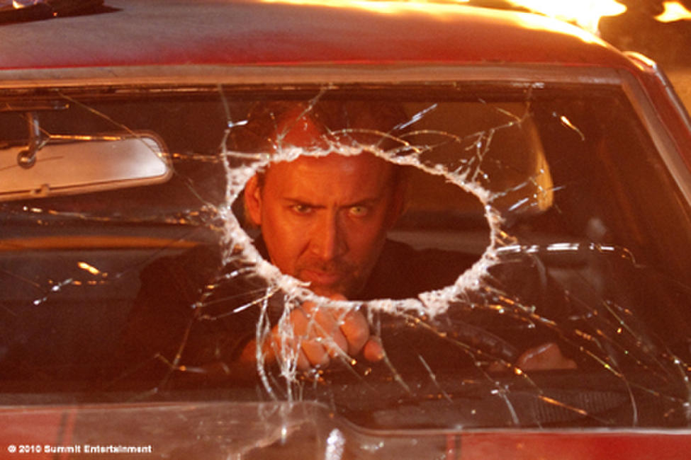 Drive Angry 3D Photos + Posters