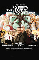 Edgar Wright's Cornetto Trilogy