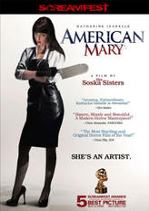 American Mary showtimes and tickets