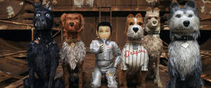Watch Exclusive 'Isle of Dogs' Clip: Dog Zero