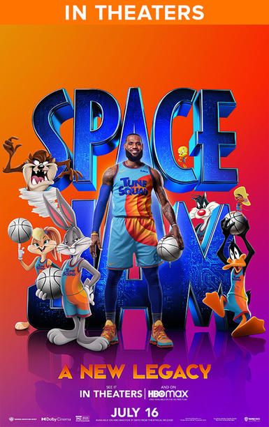Space Jam: A New Legacy (2021)
