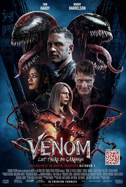 Venom: Let There Be Carnage 3D (2021)