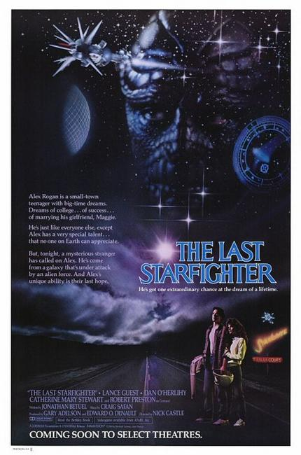 The Last Starfighter Photos + Posters