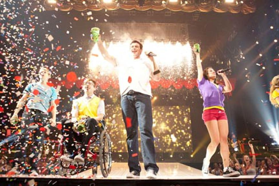 Glee the 3D Concert Movie Photos + Posters