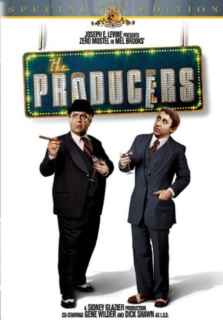 The Producers / The 12 Chairs Photos + Posters