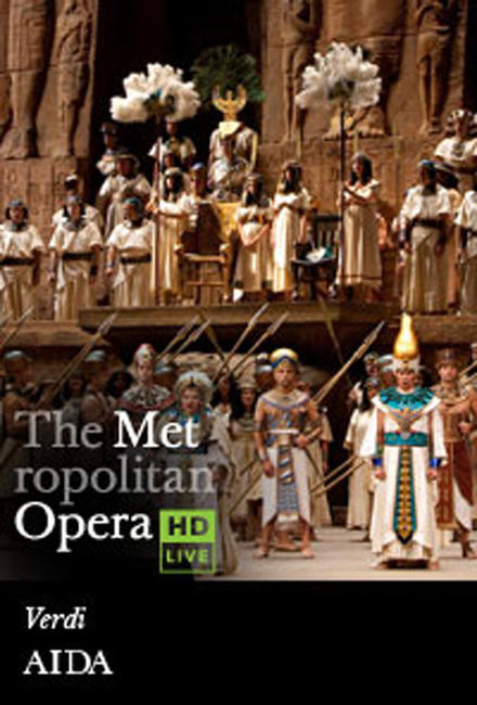 The Metropolitan Opera: Aida Photos + Posters