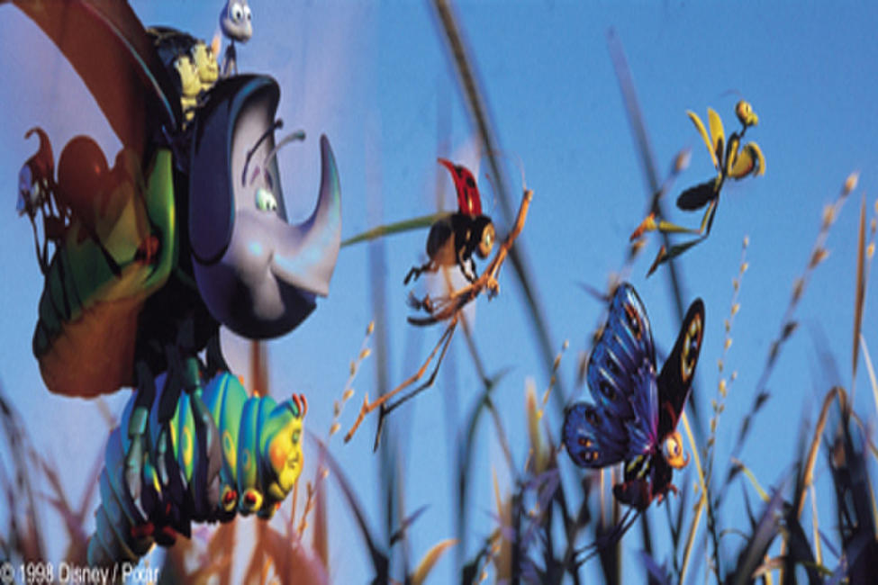 A Bug's Life Photos + Posters