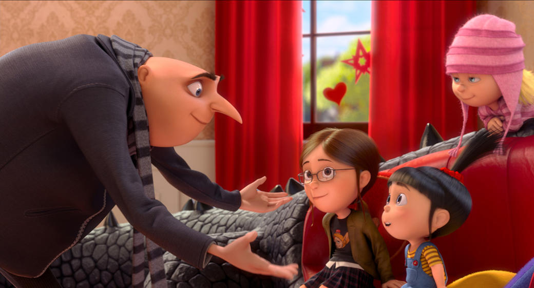 Despicable Me 2 in 3D (2013) Photos + Posters
