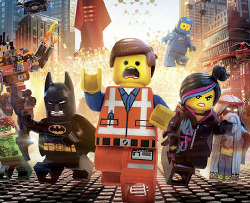 The LEGO Movie 3D Photos + Posters