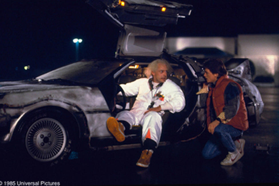 Back to the Future Photos + Posters