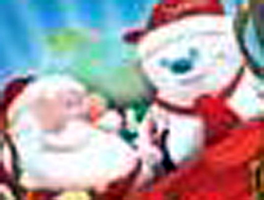 Santa vs. The Snowman Photos + Posters