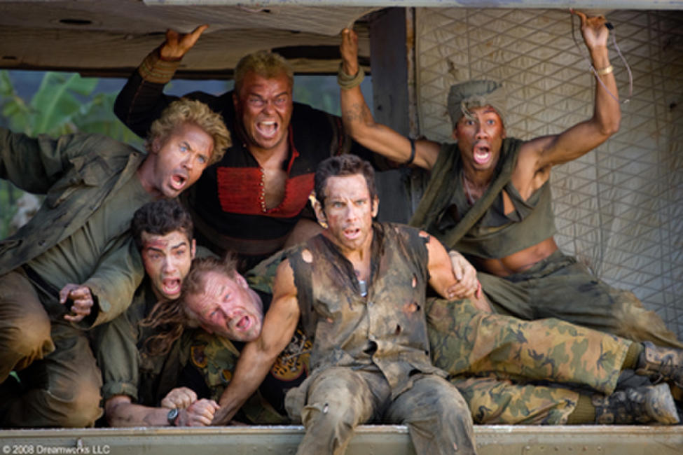 Tropic Thunder Photos + Posters