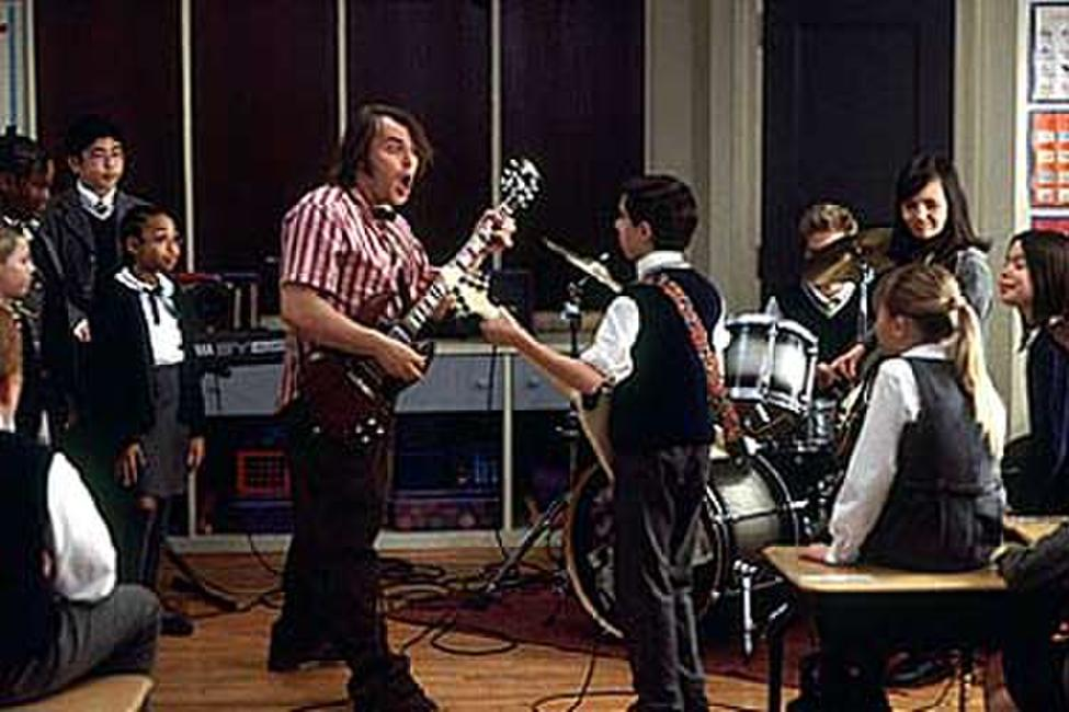 The School of Rock Photos + Posters