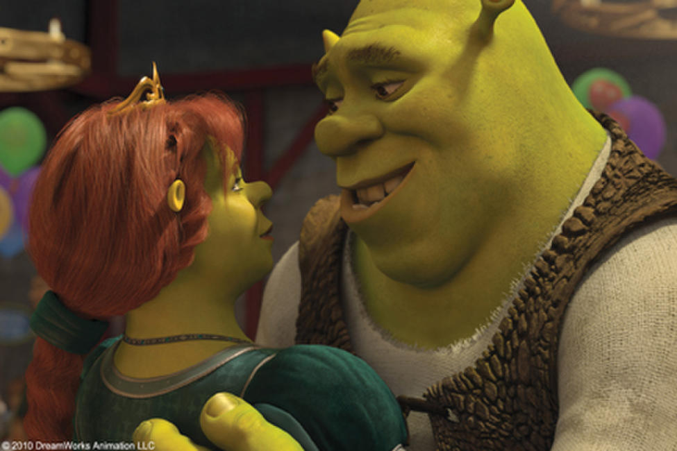 Shrek Forever After Photos + Posters