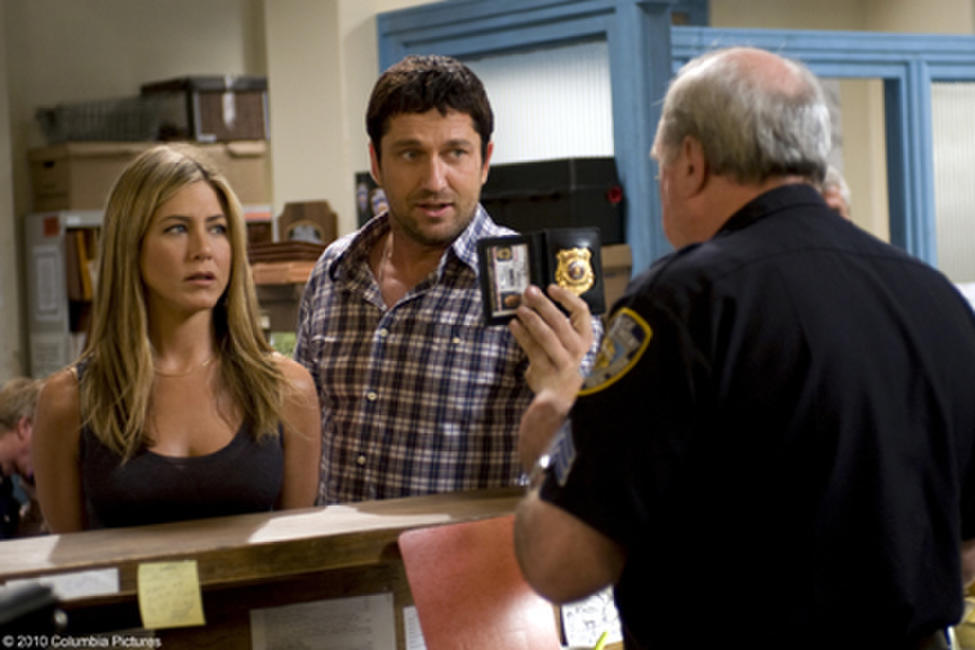 The Bounty Hunter Photos + Posters