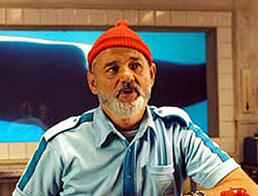The Life Aquatic with Steve Zissou Photos + Posters