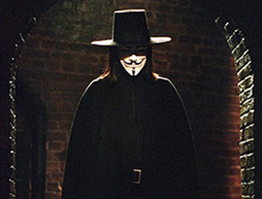 V for Vendetta Photos + Posters