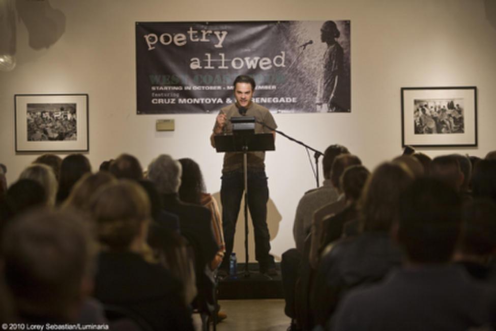 Spoken Word Photos + Posters