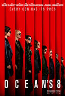 Ocean's 8 poster