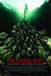 Piranha 3DD showtimes and tickets