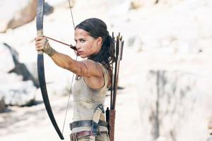 Watch Exclusive 'Tomb Raider' Clip