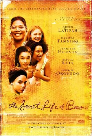"""Poster Art for """"The Secret Life of Bees."""""""